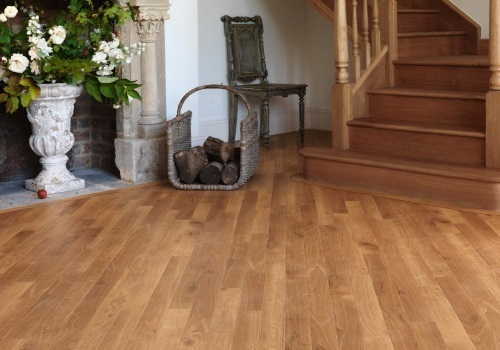 Fresco Light Oak Flooring